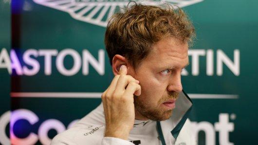 Sebastian Vettel muss eine Strafe fürchten!
