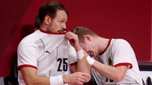 Olympia 2021: Der Medaillentraum der deutschen Handballer ist dahin.