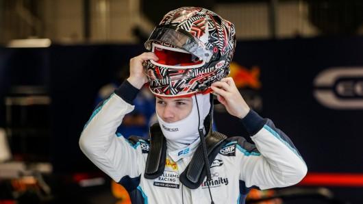 Aus und vorbei: Daniel Ticktum ist bei Williams endgültig raus.