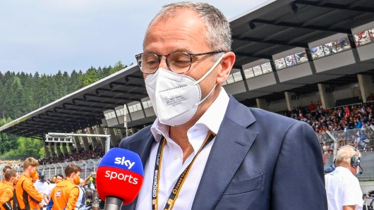 Formel 1-Boss Stefano Domenicali spricht offen über seine Pläne.