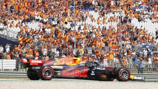 Formel 1: Der Große Preis der Niederlande kehrt zurück – der Veranstalter hat Sorgen.