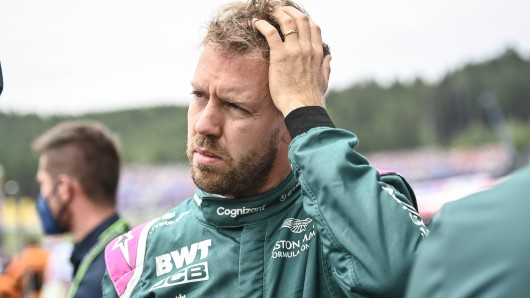 Sebastian Vettel droht ein böses Erwachen.