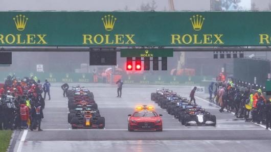 Kehrt die Formel 1 2021 nochmal nach Spa zurück?