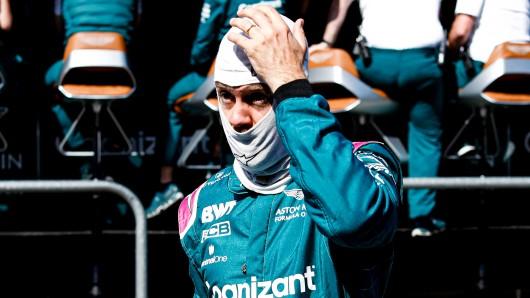 Sebastian Vettel muss darauf jetzt verzichten.