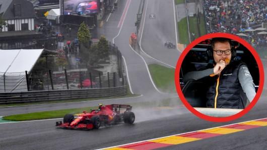 Formel 1: Nach Belgien-Farce hat McLaren-Chef Andreas Seidl eine deutliche Forderung.