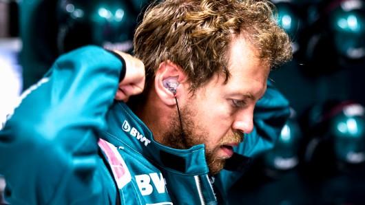 Fährt Sebastian Vettel 2022 noch in der Formel 1?