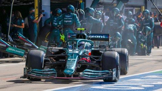Formel 1: Aston Martin gibt Neuverpflichtung bekannt.