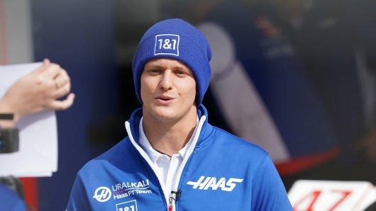 Mick Schumacher fährt 2022 für Haas.