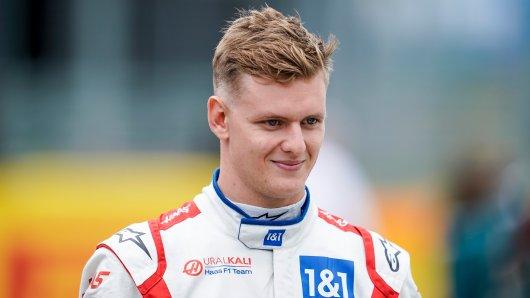 Formel-1-Pilot Mick Schumacher will in der nächsten Rennsaison angreifen.