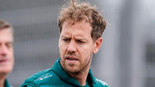 Sebastian Vettel und Aston Martin haben viel vor.