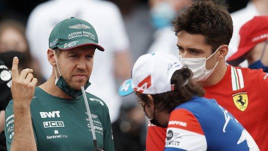Formel 1: Die Fahrer beschäftigt ein Problem vor dem Rennen in Austin.