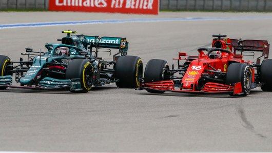 Formel 1: Vettel sendet Kritik an Ferrari.