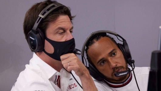 Formel 1: Toto Wolff hat eine bittere Vorahnung.