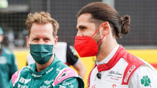 In der Formel 1 hat sich ein Fahrer mit einer Aktion womöglich ins Aus geschossen.