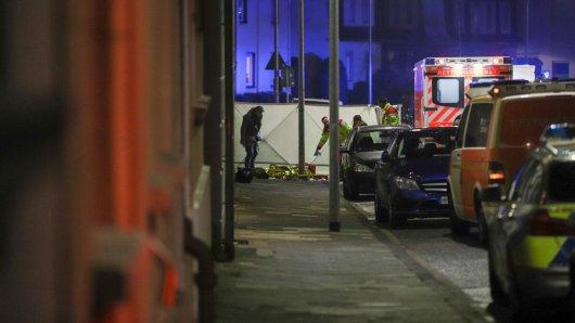 Bei einem Einsatz am Sonntagabend hat ein Polizist einen Mann erschossen.