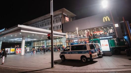 Im Essener Hauptbahnhof ist ein Streit eskaliert.