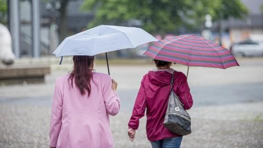 Am Montag regnet es in NRW. Doch in der Mitte der Woche ändert sich das Wetter gewaltig.