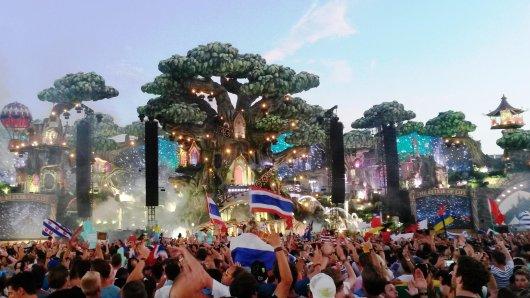 Tomorrowland 2016 Mainstage