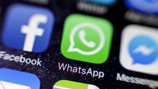 Whatsapp gibt es eine massive Sicherheitslücke.
