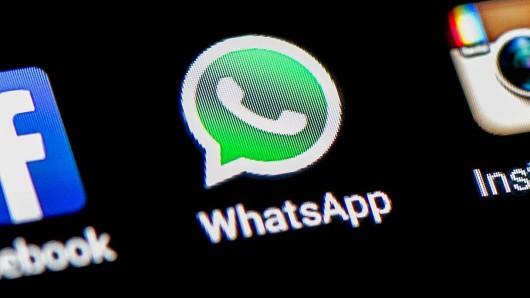 Whatsapp funktioniert bald nicht mehr auf etlichen Smartphones. (Symbolbild)