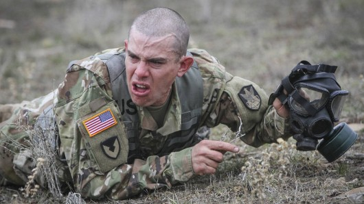 Wer sich in den USA online als Soldat bewerben wollte, hatte in den letzten Tagen schlechte Karten.  (Symbolbild)