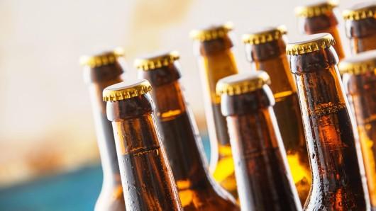 In einem Getränkemarkt in Sachsen-Anhalt kam es aufgrund einer Bier-Sorte zu einem großen Eklat! (Symbolbild)