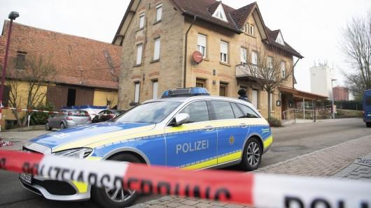 In Rot am See (Baden-Württemberg) wurden am Freitag sechs Menschen erschossen.