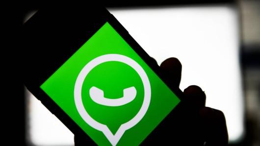 Whatsapp hat eine gefährliche Sicherheitslücke geschlossen. (Symbolbild)