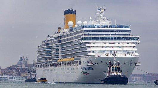 Kreuzfahrt: Reedereien stoppen derzeit reihenweise Schiffe. (Symbolbild)