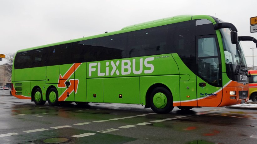 Flixbus Dortmund Hamburg