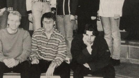 Tobias Rathjen im Jahrbuch der Hohen Landesschule 1996.