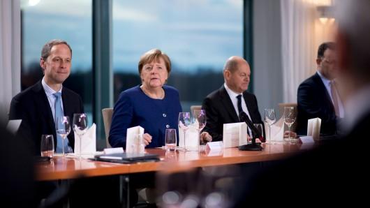 Der ARD-Deutschlandtrend hat das Vertrauen in das Handeln der Bundesregierung erfasst.