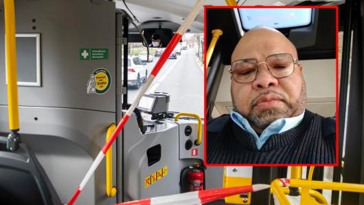 Ein Busfahrer aus den USA ist an den Folgen einer Infektion mit dem Coronavirus gestorben.
