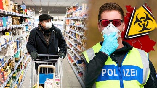 Coronavirus: Deutschland steht wegen Ostern ein Hamsterkauf-Ansturm bevor.
