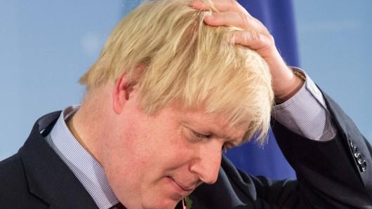 Großbritanniens Premierminister Boris Johnson liegt auf der Intensivstation. Er ist der ranghöchste Politiker weltweit, der am Coronavirus erkrankt ist. (Archivfoto)