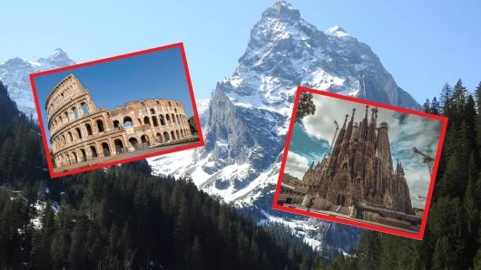 Schweiz, Italien, Spanien und andere Ländern arbeiten derzeit an Lockerungen des Shutdown.