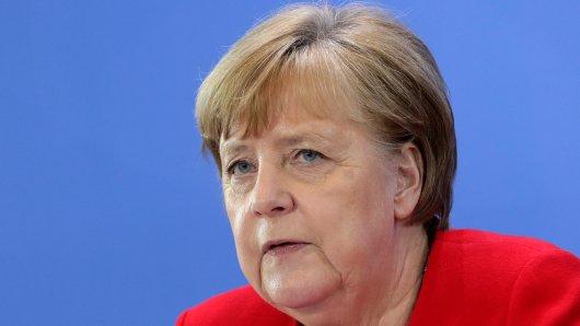 Angela Merkel wird Opfer von Cyber-Angriff – ER soll dahinter stecken