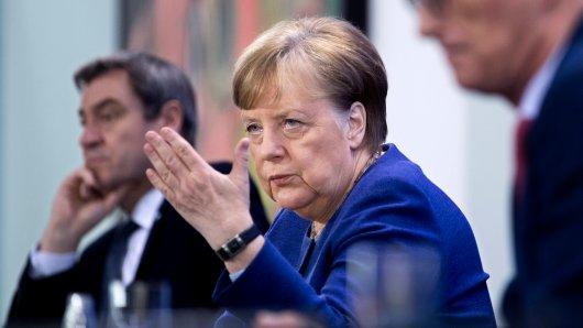 Angela Merkel wurde von einem Botschafter mit Adolf Hitler verglichen.