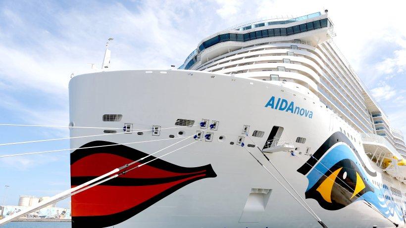 """Kreuzfahrt: Nerven von Aida-Passagier liegen blank – """"Ihr müsst mal aufwachen"""""""