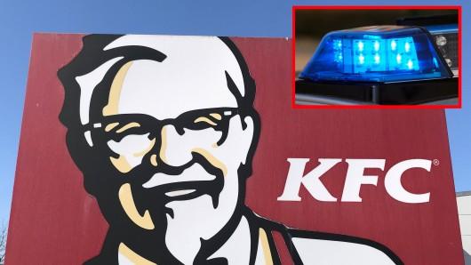 DIESE KFC-Bestellung ist dann doch teurer als geplant geworden...