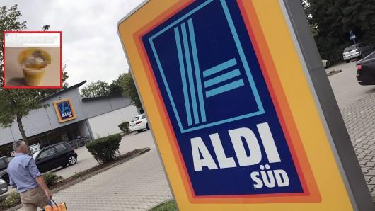 Ein Kunde hat bei Aldi Süd eingekauft – und war völlig platt, als er seine Waren zuhause kontrolliert hatte. (Symbolfoto)