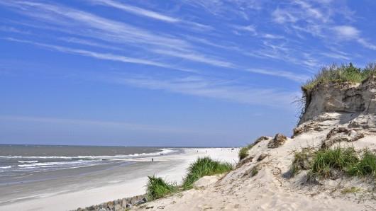 Urlaub an der Nordsee: Touristen-Ärger auf Baltrum! (Symbolbild)