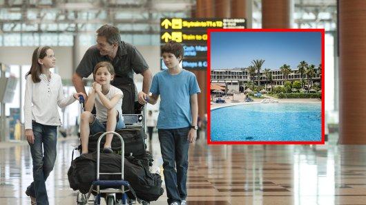 Urlaub in Griechenland: Familie erlebt Schockmoment vor der Abreise. (symbolbild)