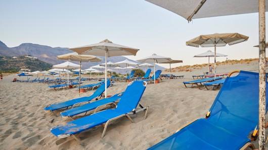 Urlaub auf Kreta: Als eine Familie auf der griechischen Insel landete, musste sie einige Änderungen in Kauf nehmen. (Symbolbild)