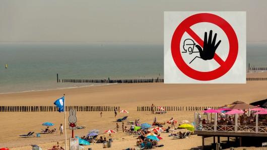 Auch Urlaub an der Nordsee birgt Gefahren. (Symbolbild)