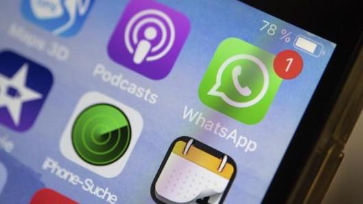 Bei Whatsapp gibt es eine Funktion, die nicht wirklich viele Nutzer kennen. Wir stellen sie vor. (Symbolbild)