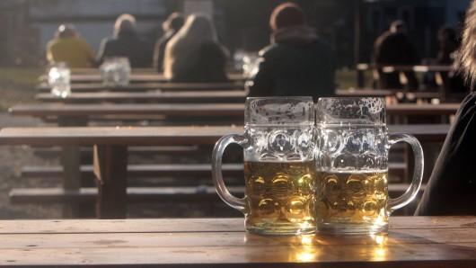 Wird in München bald das Trinken von Alkohol verboten? Womöglich! (Symbolfoto)