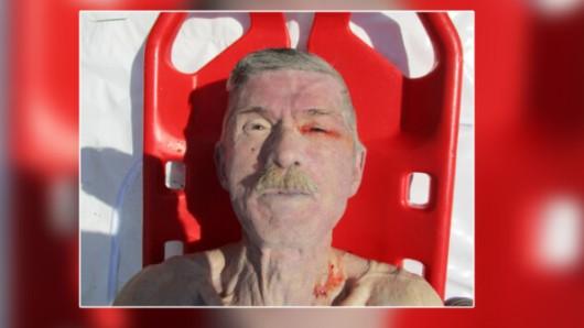 Dieses Foto des Toten hat die Berliner Polizei veröffentlicht, bittet um Hinweise zur Identität des Mannes.