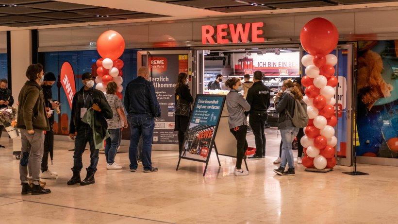 Rewe: Neuerung an der Kasse – in anderen Supermärkten gibt es das aber längst