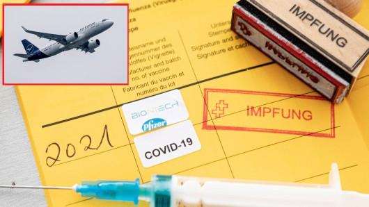 Dürfen wir nur noch mit Impfnachweis verreisen? (Symbolfoto)